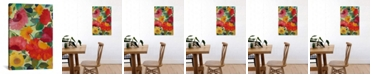 """iCanvas """"Love Flowers I"""" By Kim Parker Gallery-Wrapped Canvas Print - 18"""" x 12"""" x 0.75"""""""