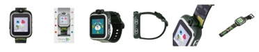 iTouch PlayZoom Kids Smartwatch with Olive Camouflage Printed Strap