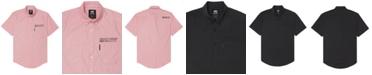Ecko Unltd Men's Rr Stripe Woven Shirt