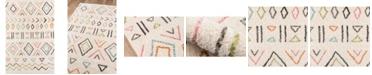 "Novogratz Collection Novogratz Bungalow Bun-8 Ivory 7'6"" x 9'6"" Area Rug"