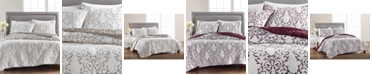 Martha Stewart Collection CLOSEOUT! Cotton Chateau King/Cal King Quilt, Created for Macy's