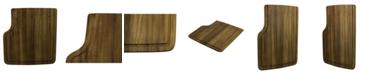 ALFI brand Rectangular Wood Cutting Board