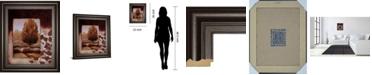 "Classy Art Fall Vignette II by Carol Robinson Framed Print Wall Art, 22"" x 26"""