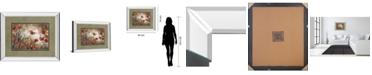 "Classy Art Madeline by Crystal Heath Mirror Framed Print Wall Art, 34"" x 40"""