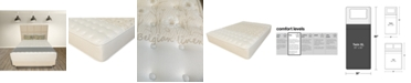 """Paramount Nature's Spa by Eminence 13.5"""" Luxury Firm Mattress- Twin XL"""