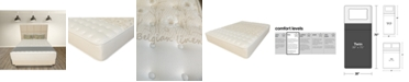 """Paramount Nature's Spa by Eminence 13.5"""" Luxury Firm Mattress- Twin"""