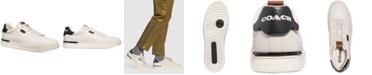COACH Men's Low Line Low-Top Sneakers