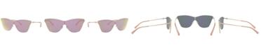 Michael Kors Women's Larissa Sunglasses, MK1063