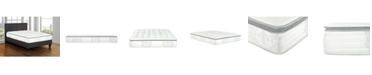 "Primo International Primo Brinley 12"" Pocket Coil Cushion Firm Mattress - Twin"