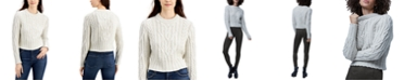 French Connection Joetta Cable-Knit Sweater