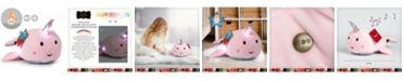 FAO Schwarz Toy Plush LED with Sound Narwhal 17inch