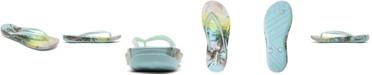 Skechers Women's Bungalow - Hot Tropics Flip Flop Thong Sandals from Finish Line