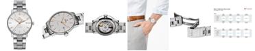 Rado Men's Swiss Automatic Coupole Classic Stainless Steel Bracelet Watch 38mm R22860023