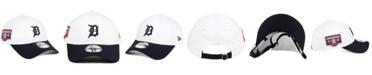 New Era Detroit Tigers Coop Banner Patch 9TWENTY Strapback Cap