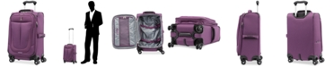 """Travelpro CLOSEOUT! Walkabout 4 21"""" Softside Carry-On Spinner, Created for Macy's"""