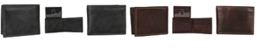 Buxton Hunt Credit Card Billfold