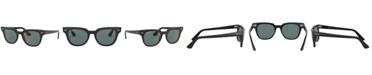 Ray-Ban Ray- Ban Polarized Meteor Sunglasses, RB2168