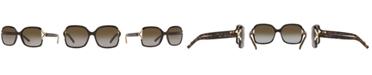 Sunglass Hut Collection Women's Polarized Sunglasses, HU2002