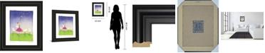 "Classy Art Felicity Wishes I by Emma Thomson Framed Print Wall Art, 22"" x 26"""