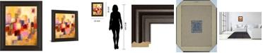 """Classy Art Sonata I by Lanie Loreth Framed Print Wall Art, 22"""" x 26"""""""