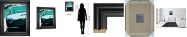 "Classy Art Aston Classic by Malcolm Sanders Framed Print Wall Art, 22"" x 26"""