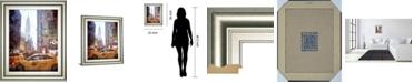 """Classy Art Rainy Madison Ave by Acosta Framed Print Wall Art, 22"""" x 26"""""""