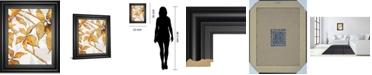"Classy Art Gold Shadows I by Patricia Pinto Framed Print Wall Art, 22"" x 26"""
