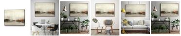 """Giant Art 14"""" x 11"""" Le Havre I Art Block Framed Canvas"""