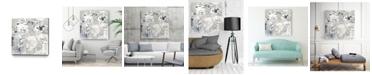 """Giant Art 30"""" x 30"""" Crisscross Museum Mounted Canvas Print"""