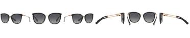 BVLGARI Polarized Women's Sunglasses, BV8205KB