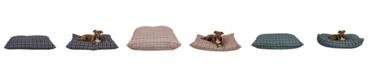 Carolina Pet Company Plaid Shebang Rectangle Indoor/Outdoor Dog Bed