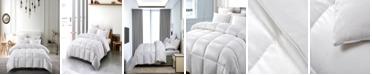 Serta Light Warm White Down Fiber Comforter Full/Queen