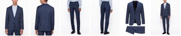 Hugo Boss BOSS Men's Novan6/Ben2 Pinstripe Slim-Fit Suit