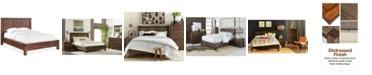Furniture Avondale California King Platform Bed