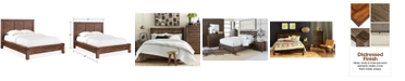 Furniture Avondale Full Platform Bed