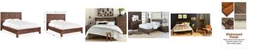 Furniture Avondale King Platform Bed