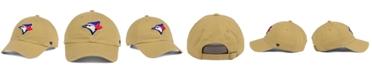 '47 Brand Toronto Blue Jays Khaki CLEAN UP Cap