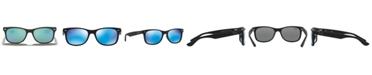 Ray-Ban Jr Ray-Ban Junior Sunglasses, RJ9052S NEW WAYFARER ages 7-10