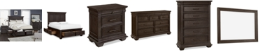 Furniture Hansen Storage Bedroom Furniture Collection, Created for Macy's