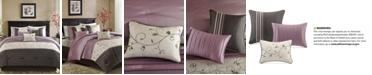 Madison Park Serene 7-Pc. Queen Comforter Set