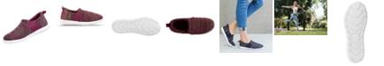 Isotoner Signature Zenz from Isotoner Women's Indoor/Outdoor Sport Knit Lauren Slip-ons
