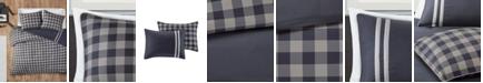 JLA Home Intelligent Design Oxford Twin/Twin XL 2 Piece Reversible Comforter Mini Set
