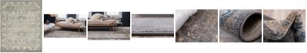 Bridgeport Home Bellmere Bel6 Gray 8' x 10' Area Rug