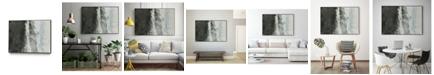 "Giant Art 24"" x 18"" II Art Block Framed Canvas"