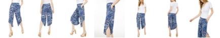 Michael Kors Paisley Cropped Pants