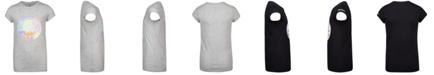 Converse Girls Blur Print Chuck Patch T-Shirt