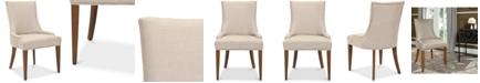 Safavieh Becall 20''H Linen Dining Chair