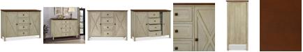 Gallerie Decor Channe 2-Door Cabinet