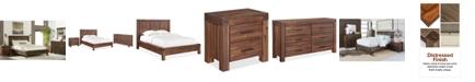 Furniture Avondale Queen 3-Pc. Platform Bedroom Set (Bed, Nightstand & Dresser)