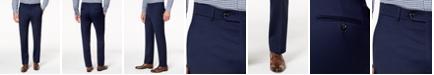 Tommy Hilfiger Men's Modern-Fit TH Flex Stretch Navy Twill Suit Pants